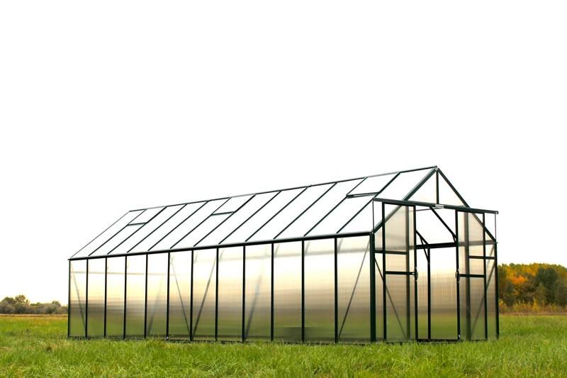 Grandio Ascent 8x24 Greenhouse