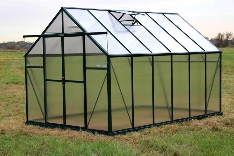 Grandio Ascent 8x12 Premium Greenhouse Kit