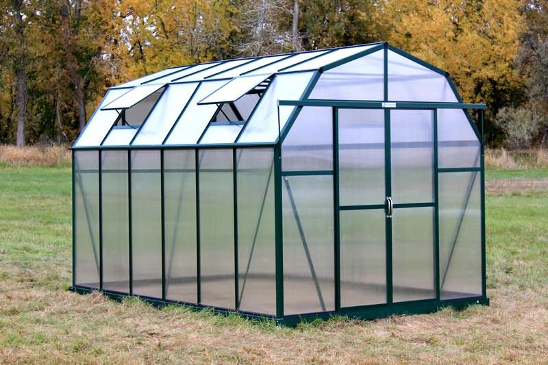 Grandio Elite 8x12 Premium Greenhouse Kit