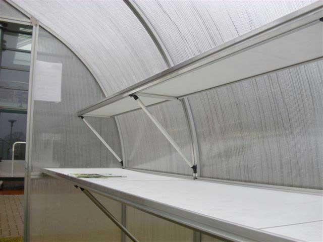 """Bottom Shelf for Riga IIs: 25"""" w x 7' long"""