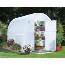 Solexx Gardener's Oasis 8x8 Greenhouse (G-208sp)