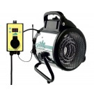 BioGreen Palma 1.5 kW Greenhouse Heater with Digital Thermostat
