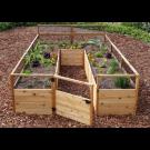 Outdoor Living Today - 8x12 Raised Cedar Garden Bed