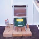 Solexx Non-Vented GH Heater 20,000 BTU Natural Gas