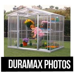duramax greenhouses customer photo gallery