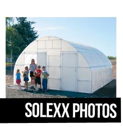 solexx greenhouses customer photo gallery