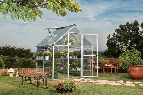aluminum frame greenhouse kits