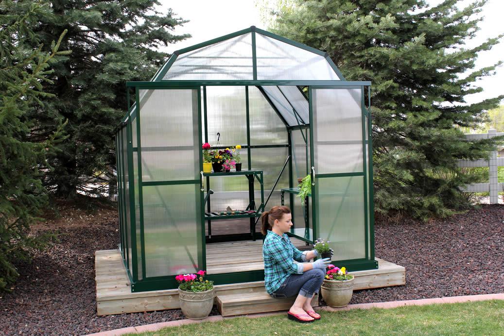 Grandio Elite Greenhouses