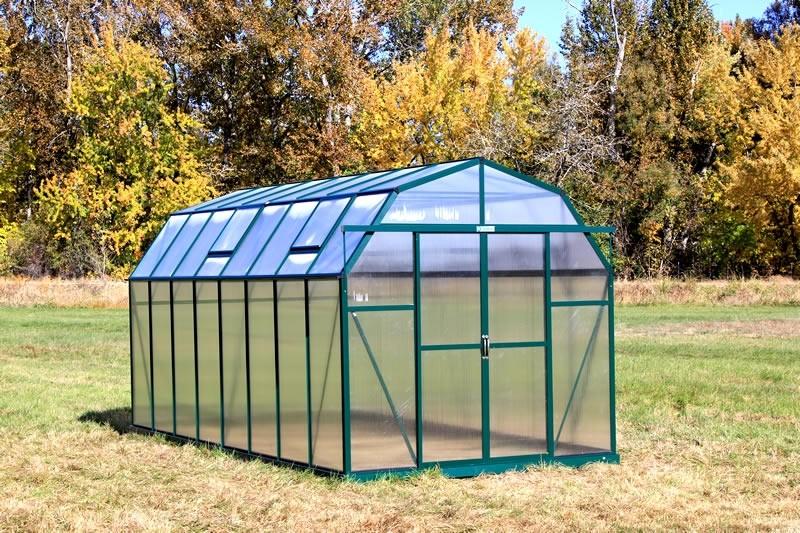 Grandio Elite 8x16 Premium Greenhouse Kit