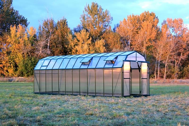 Grandio Elite 8x24 Greenhouse Kit