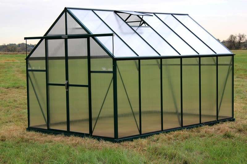 Grandio Ascent 8x12 Greenhouse Kit