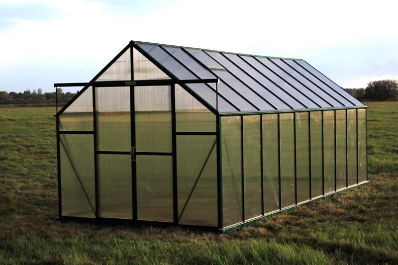 Grandio Ascent 8x20 Greenhouse Kit