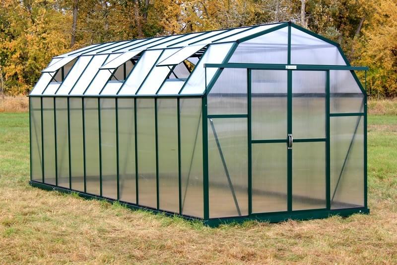 Grandio Elite 8x20 Greenhouse Kit