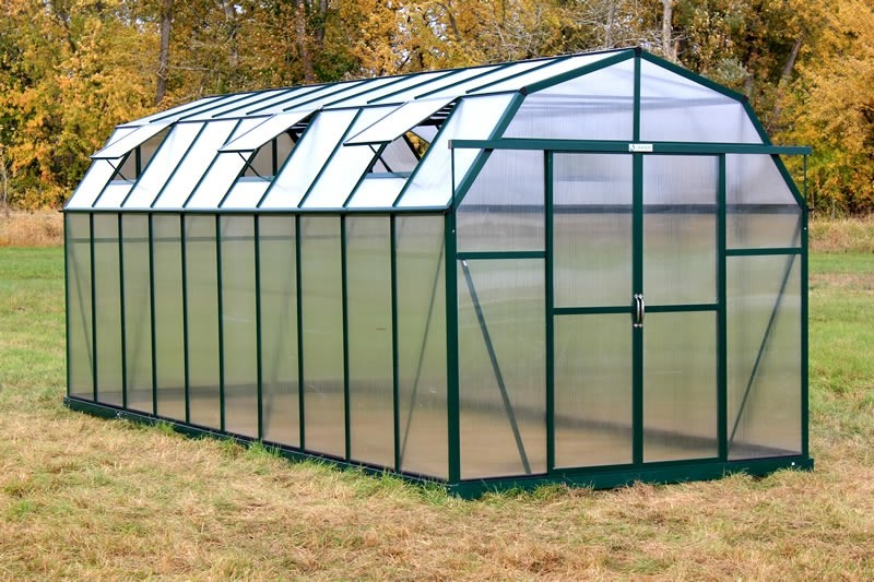 Grandio Elite 8x20 Premium Greenhouse Kit