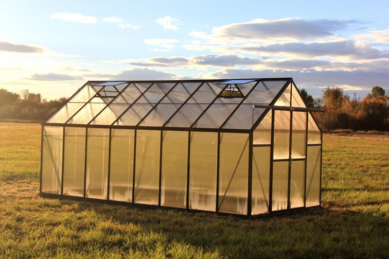 Grandio Ascent 8x16 Greenhouse Kit