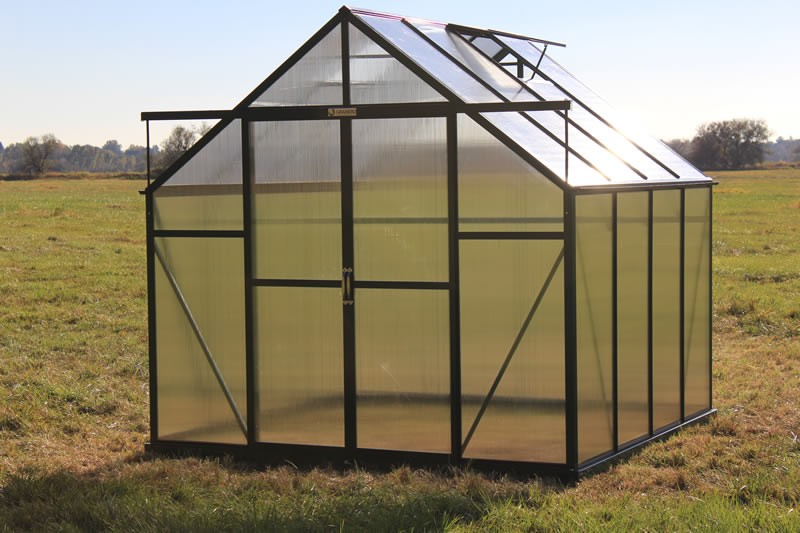 Grandio Ascent 8x8 Premium Greenhouse Kit