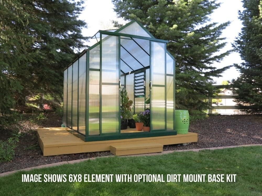 Grandio Element Greenhouse