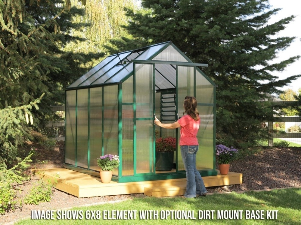 Grandio Element 6x8 Greenhouse