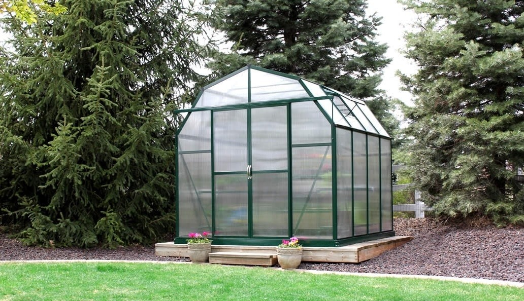 Grandio Elite 8x8 Greenhouse