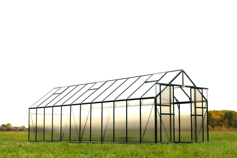 Grandio Ascent 8x24 Premium Greenhouse