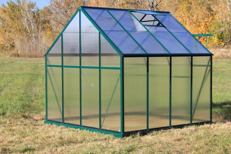 Grandio Ascent 8x8 Greenhouse | Epic Greenhouses