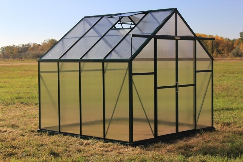 Grandio Ascent 8x8 Greenhouse | Epic Greenhouses