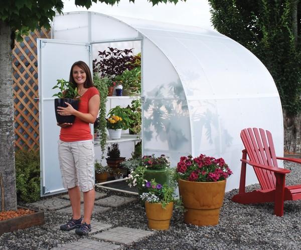 Solexx Harvester 8x8 Greenhouse (G-408sp)