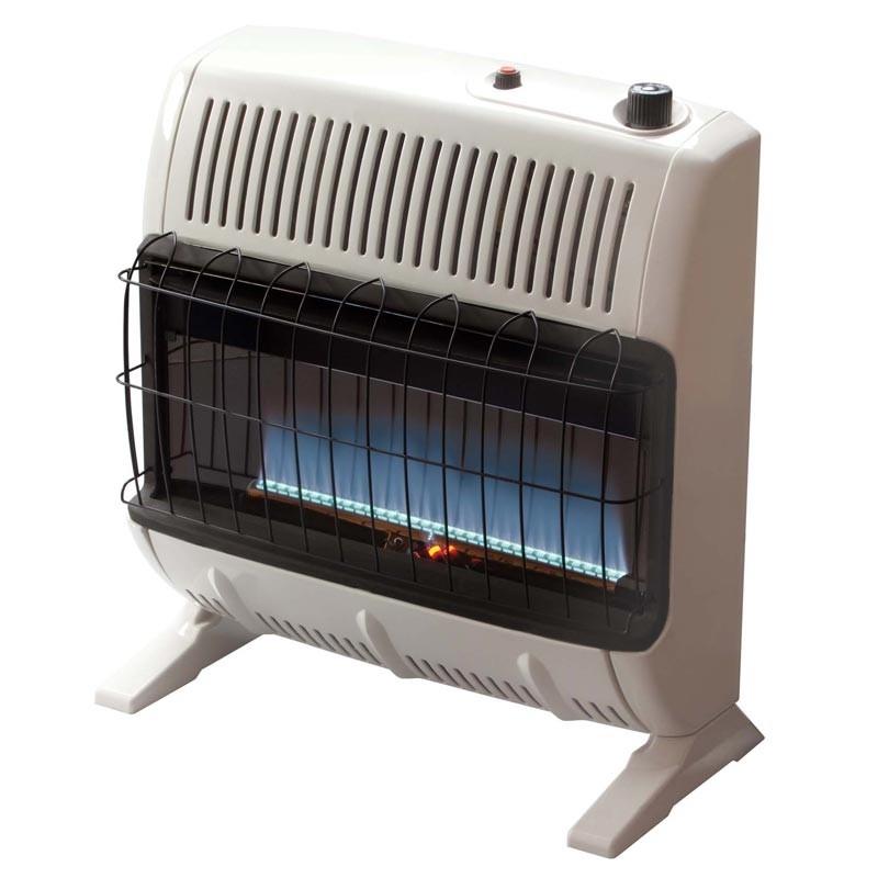 HeatStar Blue Flame Heater