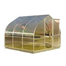 Riga IIIs 7x10 Greenhouse - Premium Package
