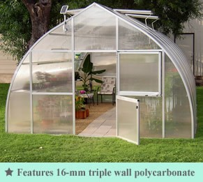 Riga XL 5 Professional Greenhouse Kit (Premium)