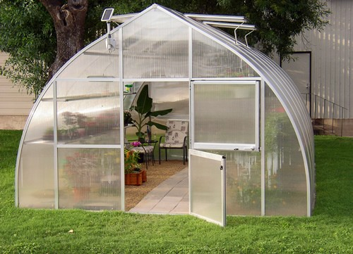 Riga XL 8 Professional Greenhouse