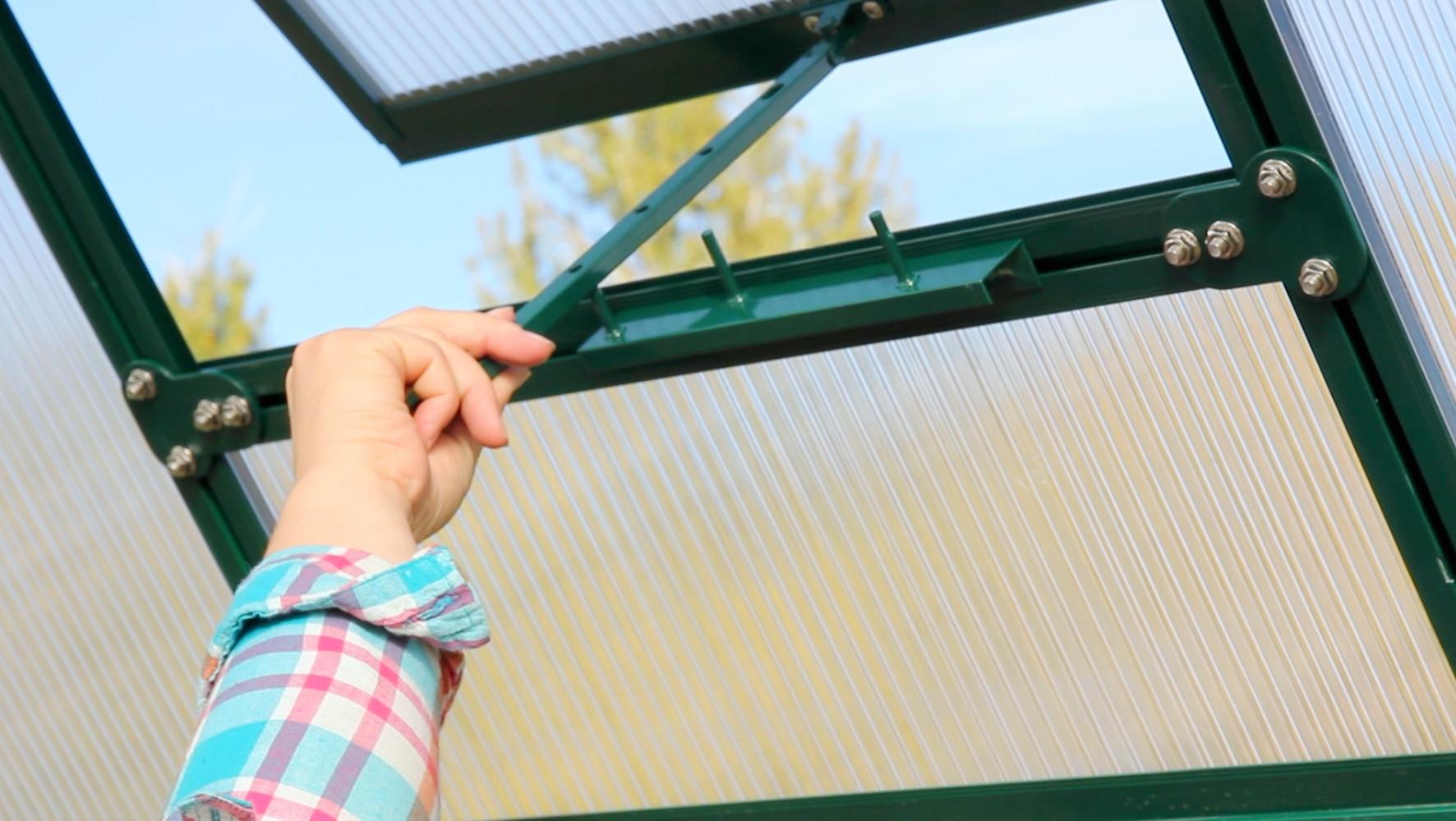 Grandio Elite Extra Roof Vent Kit