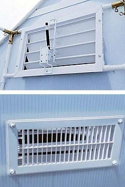 Solexx Greenhouse Ventilation Kit