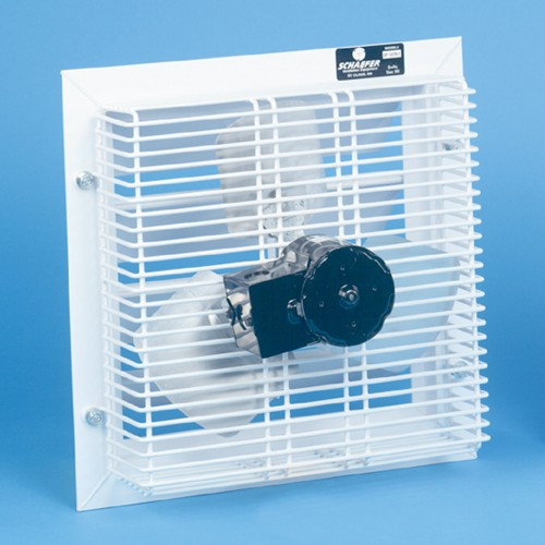 """Solexx 12"""" Fan 760 CFM w/Thermostat"""