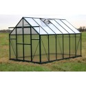 Grandio Ascent 8x12 Greenhouse - Premium Kit