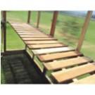 """Sunshine 4'x21"""" Bench Kit for GKP64"""