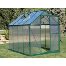 Brighton 6x8 Greenhouse Premium Pack
