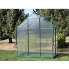 Brighton 6x4 Greenhouse - Premium Kit