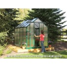 Grandio Element 6x8 Greenhouse Kit