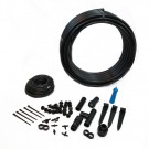 Garden Drip Irrigation Kit - parts view
