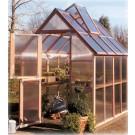 Sunshine Mt. Hood 6x8 Greenhouse