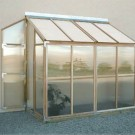Sunshine 4'x8' Lean-to GardenHouse