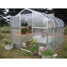 "SunGlo 1000c 7' 9"" x 10"" Greenhouse - Premium Kit"