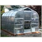 """SunGlo 1000e 7' 9"""" x 15' Greenhouse - Premium Kit"""
