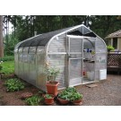 "SunGlo 1200f 10' 3"" x 17' 6"" Greenhouse - Premium Kit"