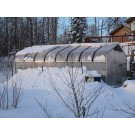 "SunGlo 1200g 10' 3"" x 20' Greenhouse - Premium Kit"