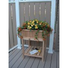 Prairie Leisure Spring Garden Raised Planter