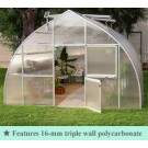 Riga XL 5 Professional Greenhouse Kit (Premium)
