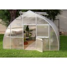 Riga XL 8 Professional Greenhouse Premium Kit Package