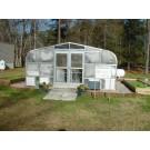 "SunGlo 2100i 15' 3"" x 25' Greenhouse - Premium Kit"